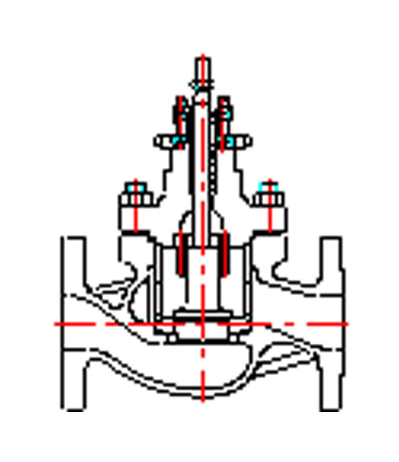 LN81系列单座调节阀