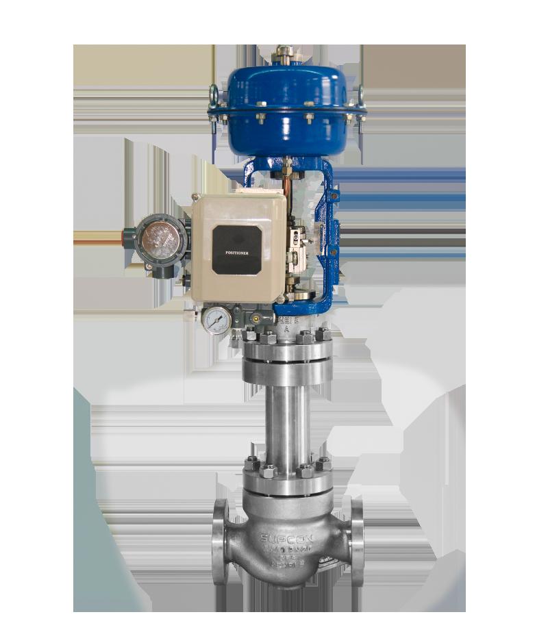 LN87W系列波纹管调节阀