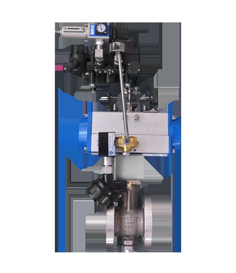 VN61系列V型球阀
