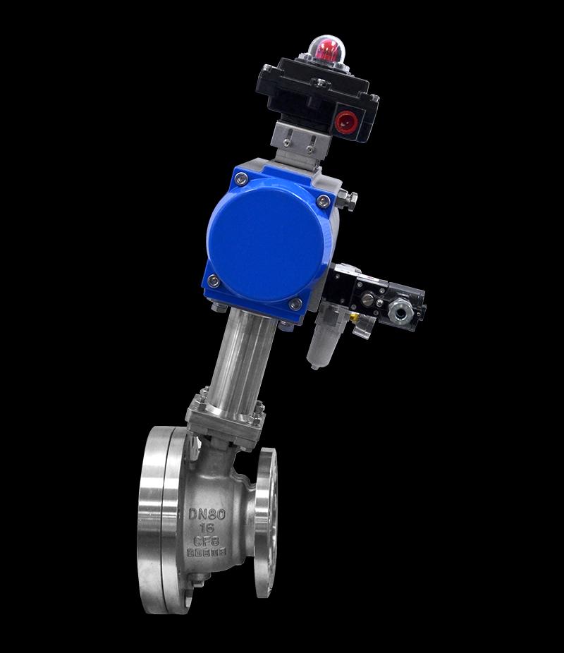 GS系列斜杆式罐底球阀